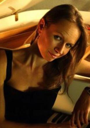 Kristina Kosmina : au piano et à orgue, avec J-Cl. Bloch, trompette