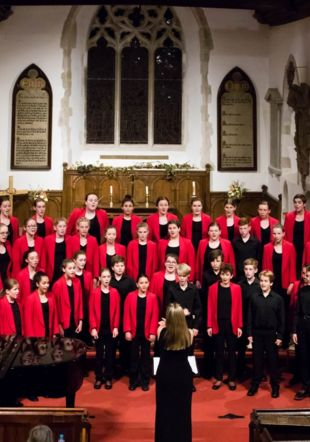 Sion Festival - Farnham Youth Choir