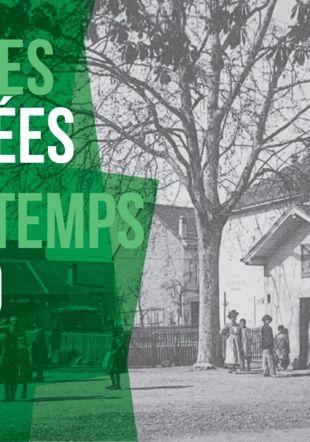 Visites guidées 2019 Service culturel de Plan-les-Ouates