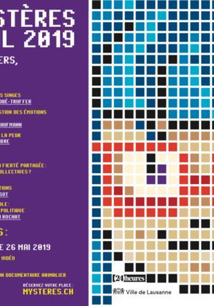 Rencontres et conférences des Mystères 2019