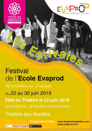 Les Estivales - Théâtre des Abeilles ©myriam bd