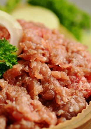 Tartare de saumon - gastrovaud