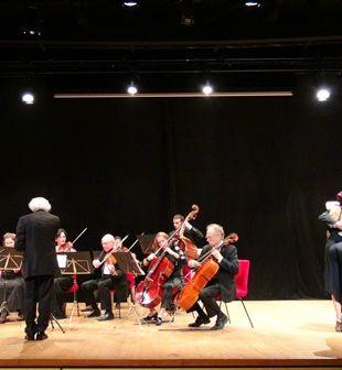 Orchestre de Lancy-Genève, Claudio Blanc, Valentine Iten Orchestre de Lancy-Genève