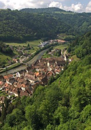 Saint-Ursanne Crescendo