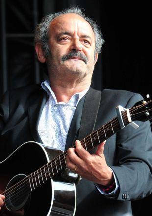 Louis Chedid en concert à Lausanne