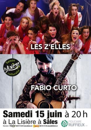 Flyer La Lisière