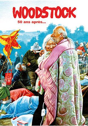 Woodstock 50 ans après