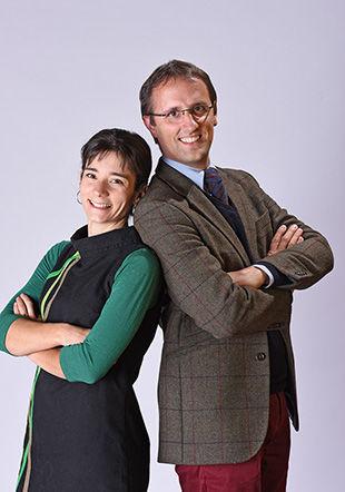 Lucie et Loïc Rochat