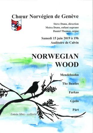 Choeur norvégien de Genève