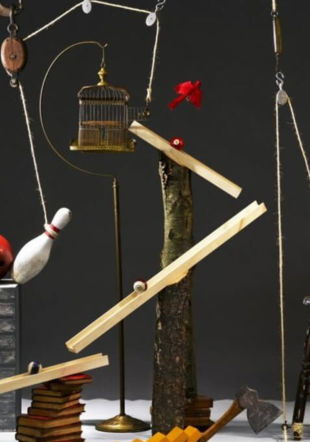 Diy : machine de Rube Goldberg