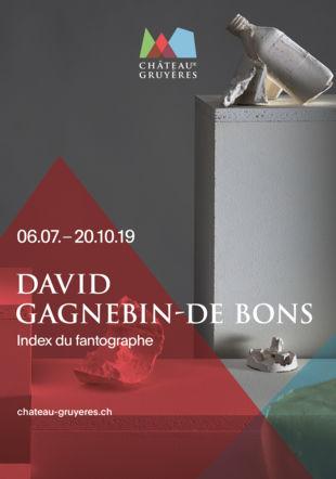 David Gagnebin-de Bons Château de Gruyères