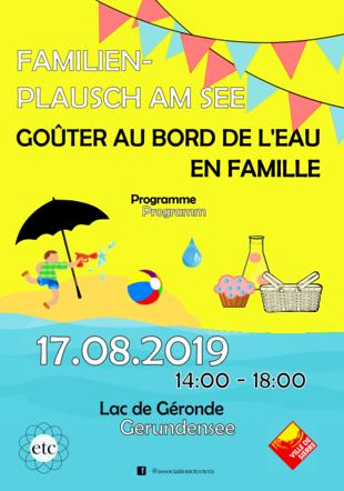 Affiche  de l'événement Association Etcetera