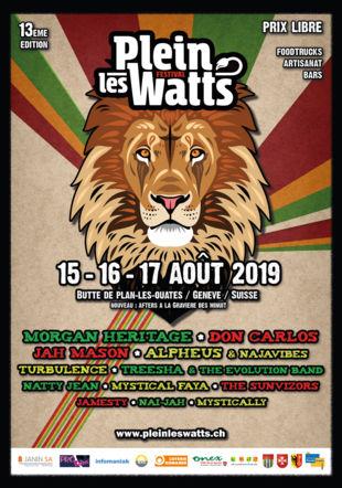 Plein-les-Watts Festival 2019