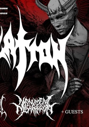 Immolation Europe Tour