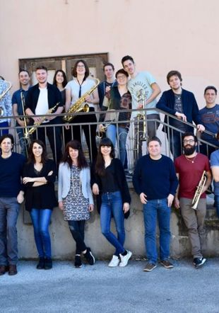 Big Band de l'EJMA-VS