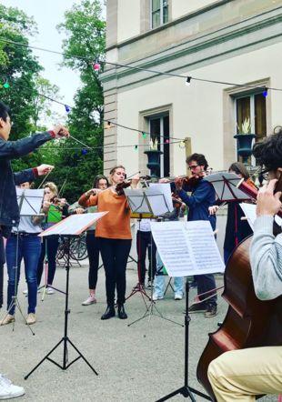 L'Orchestre Spontané