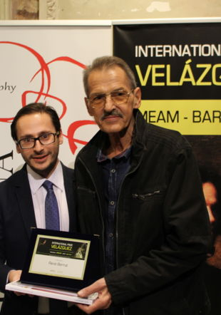Prix International Diego Velazquez 2019