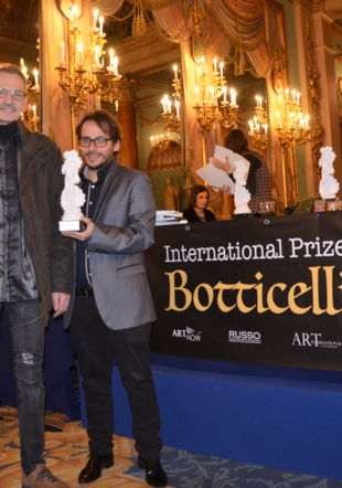 Prix International Botticelli 2019 Florence Italie