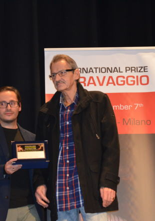 Prix International Caravaggio 2018 Milan Italie