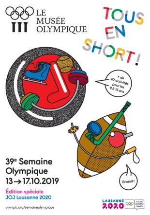 Semaine Olympique 2019
