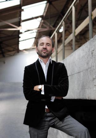 Pierre Bleuse, chf d'orchestre