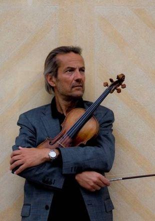 Giuliano Carmignola violoniste et chef d'orchestre