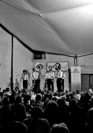 Photo d'ambiance du Jazz Estival