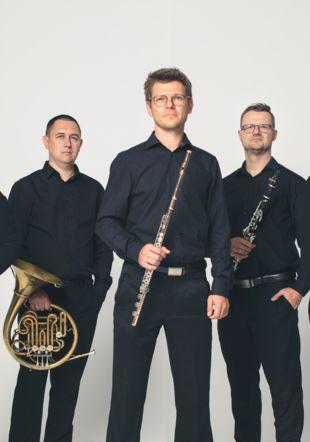 Membres du quintette à vent LutosAir Edit Hi-res
