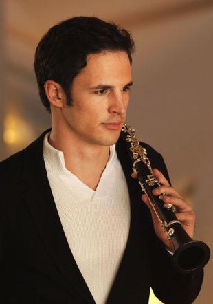 Andreas Ottensamer clarinettiste