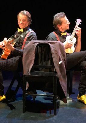 Trio à deux Bonfils & Torel