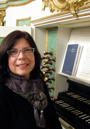 Anne-Claude Burnand-Mauri (Orgue)