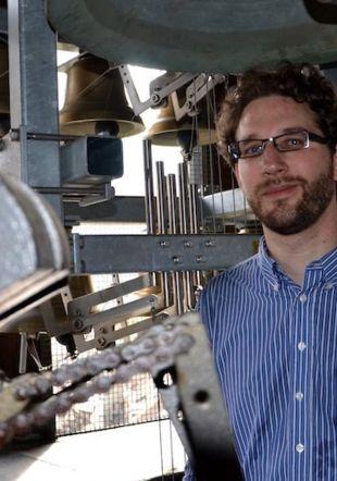 Vincent Thévenaz, carillonneur