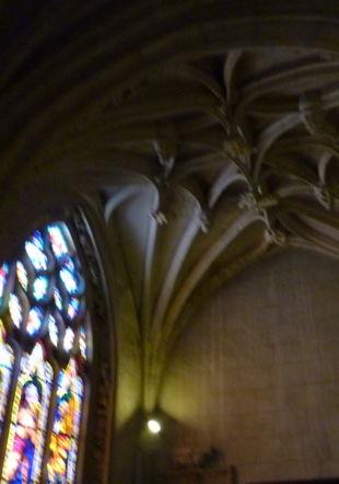 Voûte gothique Orbe