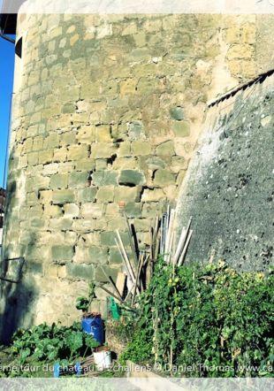 Tour du château d'Echallens