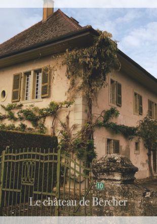 Le château de Bercher Daniel Thomas www.carillons.ch