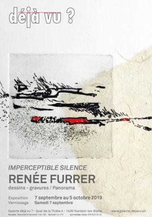 imperceptible silence de Renée Furrer galerie déjà vu ?