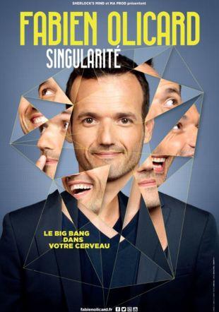 "Fabien Olicard ""Singularité"""