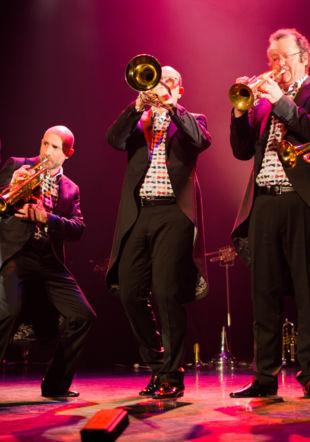Les Trompettes de Lyon David Bonnet