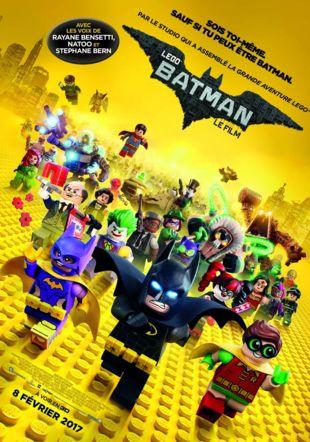 Batman Lego le film