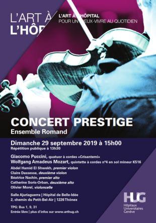 Flyer du Concert Prestige_29.09.2019