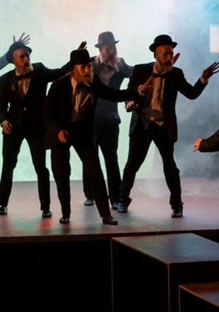 Lampedame 2019 Stradini Theater - Simon Ryser