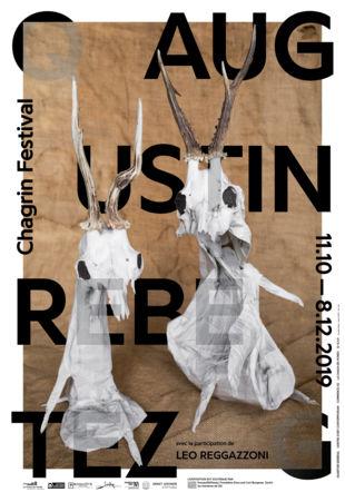 Affiche: Supero Supero et Augustin Rebetez