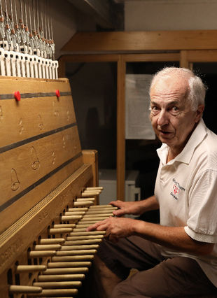 Yves Roure, carillonneur