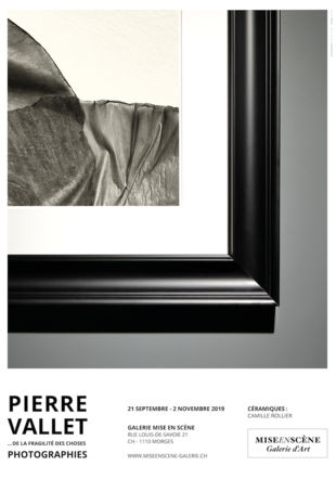 Pierre Vallet - Galerie Mise en Scène @pierrevallet