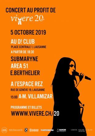 Programme du Concert du 05.10.19