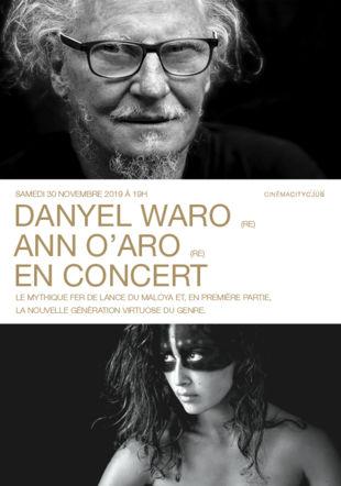 Danyèl Waro / Ann O'aro en concert