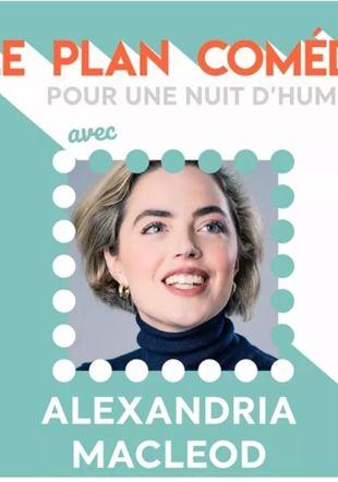Tête d'affiche du mois de Septembre : Alexandria Macleod