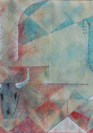 Jean-Daniel Dessarzin, peinture