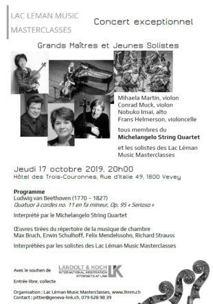 LLMM Flyer concert Vevey