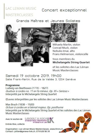 Concert LLMM 2019 Genève
